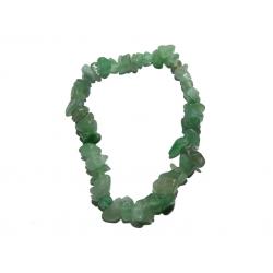 Pulsera de Cuarzo Verde