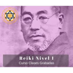 Curso de Reiki Usui Primer Nivel Grabado