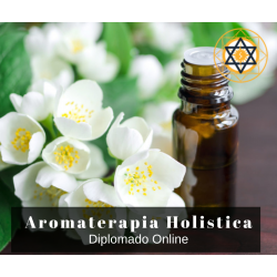 Diplomado de Aromaterapia...