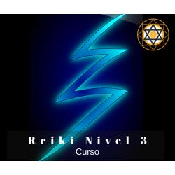 Reiki Usui Tercer Nivel -...